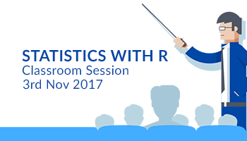 STATISTICS WITH R - Classroom Session