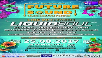 Agartha Records and Cleartrip Future Sound Music and Arts Festival