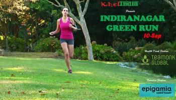 INDIRA NAGAR - GREEN RUN - 10TH SEP