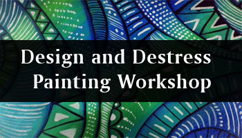 Design and Destress - Painting Workshop