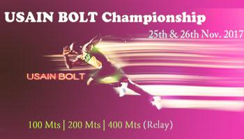 USAIN BOLT Championship 2017