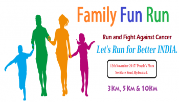 Family Fun Run - Run And Fight Against Cancer