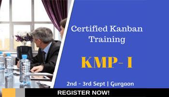 Certified Kanban Training - KMP I