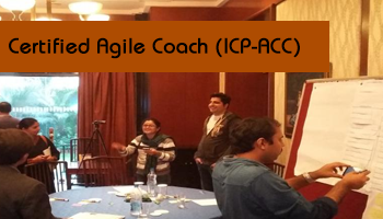 Certified Agile Coach (ICP-ACC) in Delhi