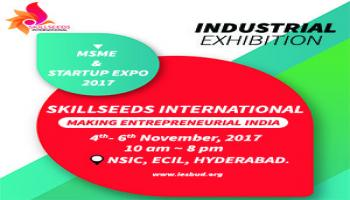 SKILLSEEDS International MSME And Startup Expo - 2k17