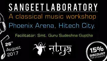Sangeet Laboratory - A Classical Music Workshop
