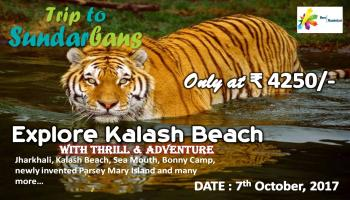 Explore Kalash Beach - Sundarbans