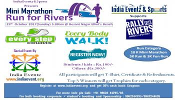 Run for Rivers 2017 ( Rally for Rivers)