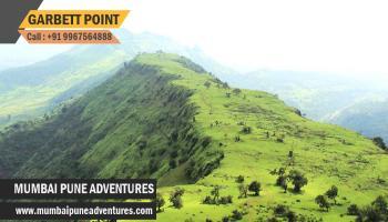 Garbett Point Day Trek-Mumbai Pune Adventures-23th September 2017