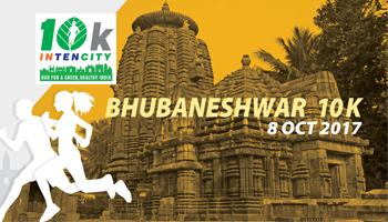 10k Intencity - Run for A Green, Healthy India - BHUBANESHWAR