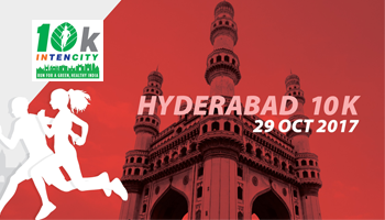 10k Intencity - Run for A Green, Healthy India - Hyderabad
