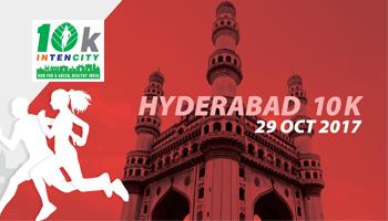 10k Intencity - Run for A Green, Healthy India - Hyderabad