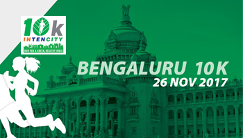 10k Intencity - Run for A Green, Healthy India - BENGALURU