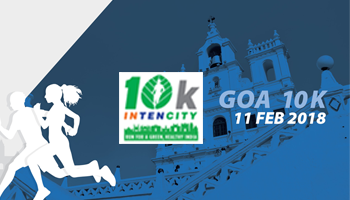 10k Intencity - Run for A Green, Healthy India - GOA