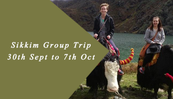 Sikkim Group Trip- 30th Sept to 7th Oct | Roaming Clan