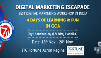 Digital Marketing Workshop in India