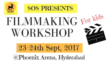 Introduction to Filmmaking Workshop for Kids