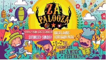 Kingfisher presents ZAPALOOZA Pune Grooviest Flea Market
