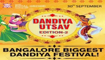 Dandiya Utsav Festival 2017