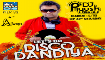 Lets Do Dandiya - With DJ Piyush
