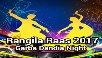 Rangila Rass 2017: Garba Dandiya Night
