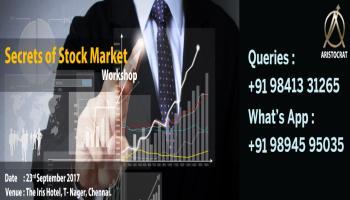 Secrets of Stock Market Workshop