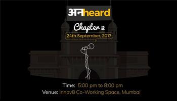 Unheard Chapter 2 - Mumbai