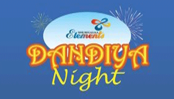 Dandiya Night @ Elements Mall with DJ Shine