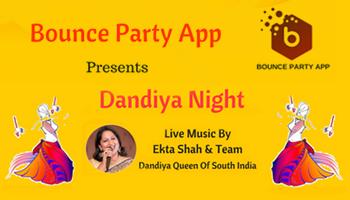 Bounce Dandiya Night 2017 Bangalore