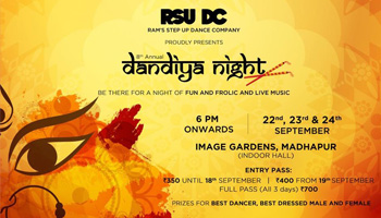 Dandiya Night 2017 by RSUDC