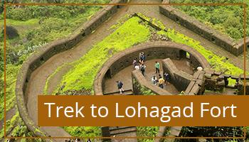 Trek to Lohagad Fort on 30th September 2017
