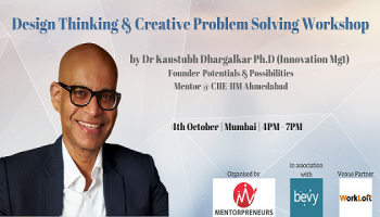 Design Thinking and Creative Problem Solving Workshop