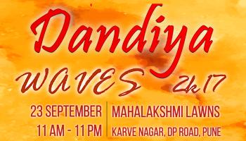 Dandiya Waves 2017 - | Dance | Shopping | Food