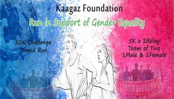 Gender Equality 10K Challenge