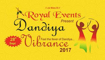 Dandiya Vibrance 2017