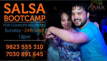 SALSA Bootcamp for COMPLETE BEGINNERS_Deccan_24th Sept