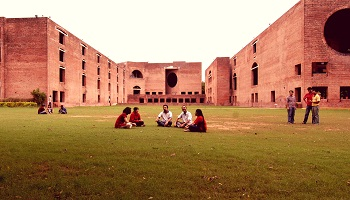 A Day at IIMA