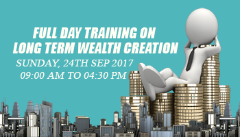 Full day training on Long Term Wealth Creation