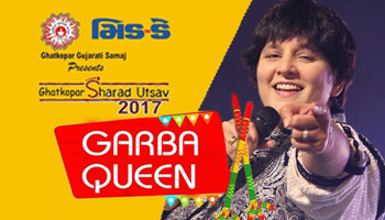 SHARAD UTSAY NAVRATRI WITH FALGUNI PATHAK 2017