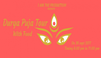 Durga Puja Festival Tour with Food