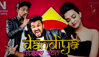 Dandiya Utsav 2017 at Springs Entertainment