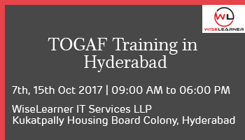 best Togaf Training in Hyderabad with best trainer