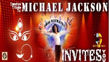 Dandiya Tribute to Michael Jackson