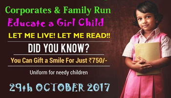 Run for Educate a Girl Child
