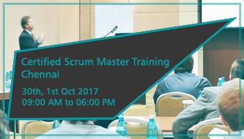 Certified Scrum Master Training Chennai