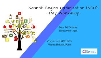 SEARCH ENGINE OPTIMISATION (SEO) 1 DAY WORKSHOP