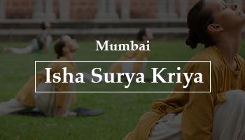 Isha Surya Kriya | Thane W | Oct 28 - 29, 2017 | Mumbai
