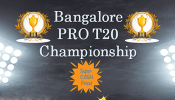 PRO T20 FLOOD LIGHT TOURNAMENT