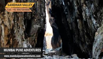 Sandhan Valley Camping Mumbai Pune Adventures 21-22 Oct 2017