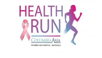 HEALTH RUN - UNITING AGAINST BREAST CANCER